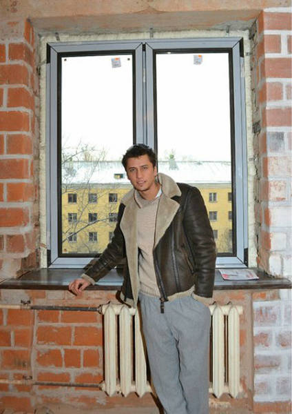 Где живет Павел Прилучный