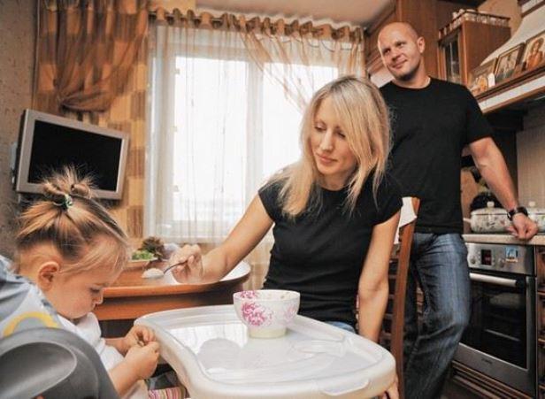 Квартира Фёдора Емельяненко