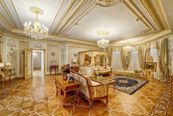 Дом на Рублёвке