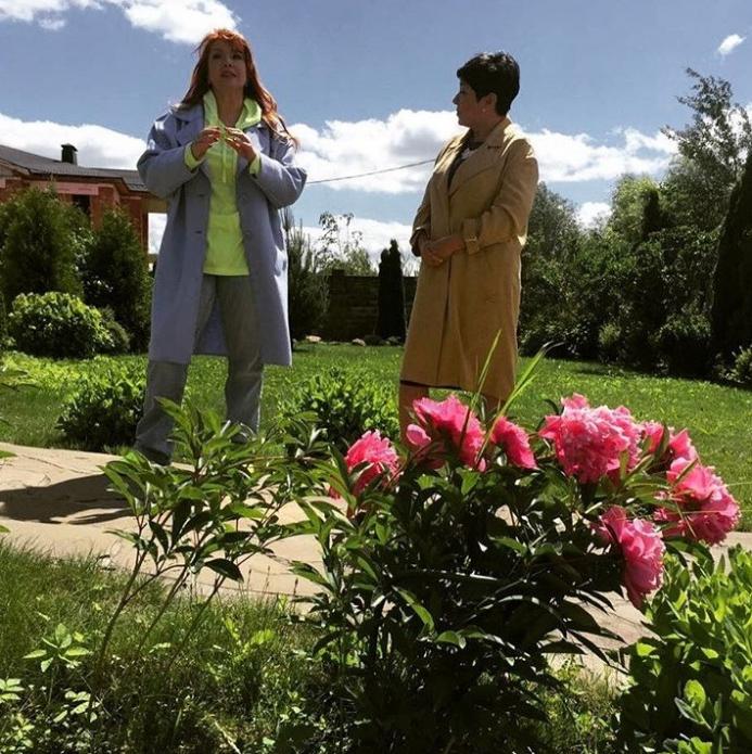 Садовый участок Веры Сотниковой