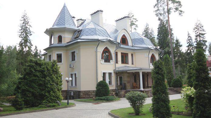дом в рублевке
