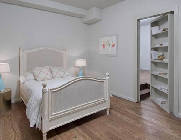 Спальня в доме Меган Фокс