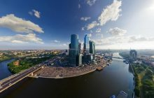 Бизнес-центр Москва-Сити