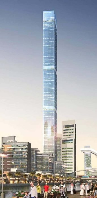 Dubai One Tower