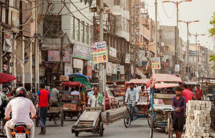Дели (Индия