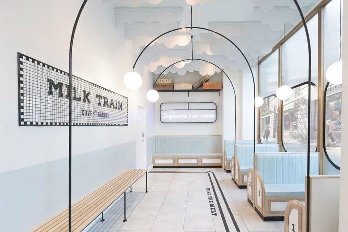 Ресторан Milk Train