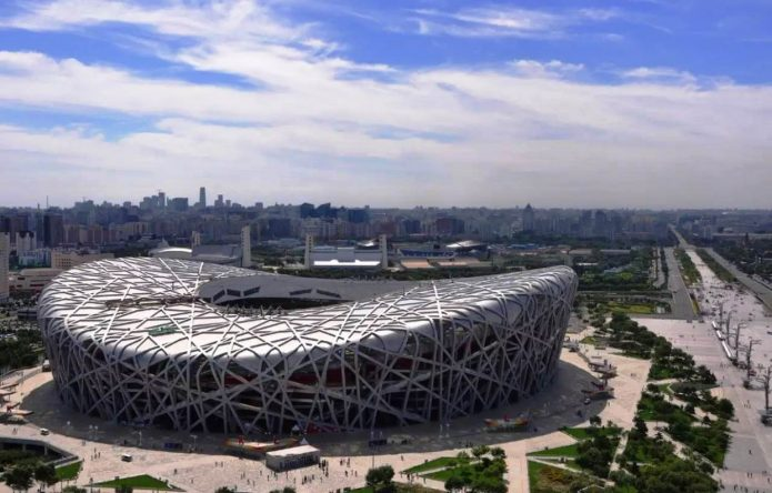 Олимпийский стадион «Птичье гнездо»