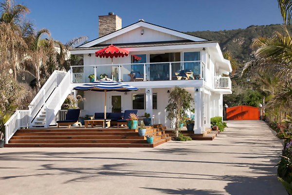Дом Милы Кунис