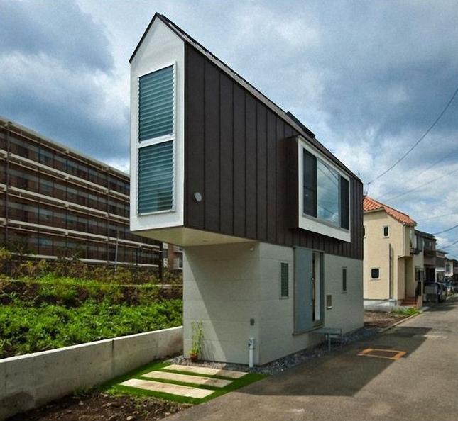 Маленький дом в Токио