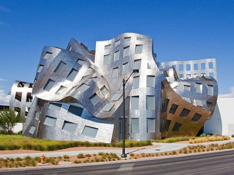 самые интересные здания
