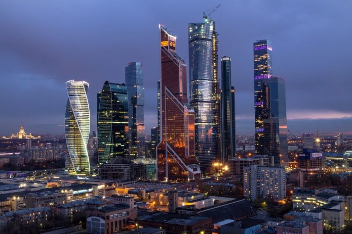 Комплекс небоскрёбов «Федерация»