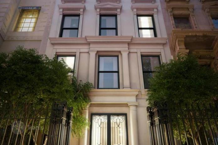 особняк в Нью-Йорке