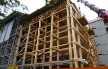 деревянные многоэтажки