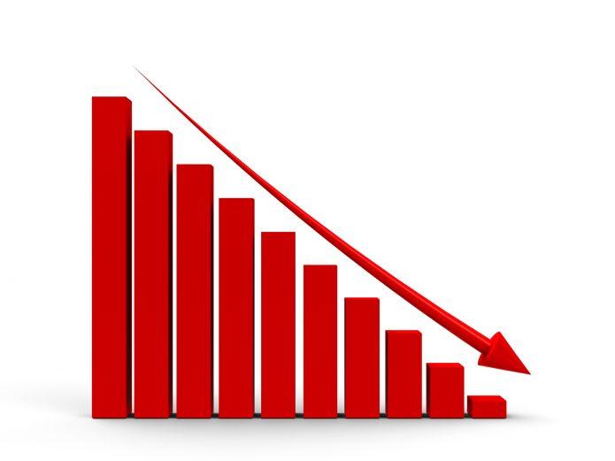 График уменьшения долга