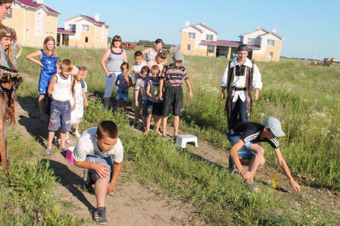 многодетные семьи на селе