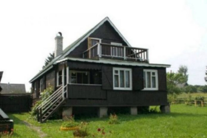 Загородный дом Хабенского