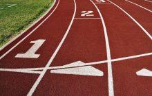 легкоателтическая беговая дорожка