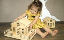 дом из фанеры