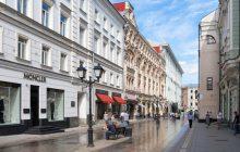 Количество арендаторов основных столичных торговых коридоров сокращается