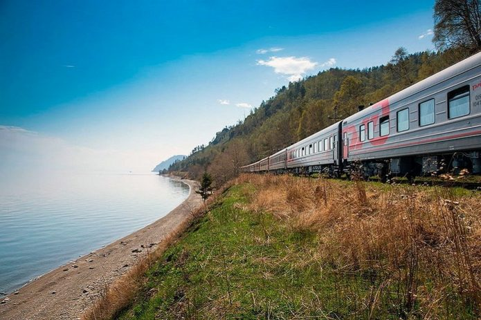 самый длинный рейс на поезде