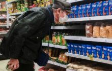 Высокие цены вновь вынуждают россиян экономить